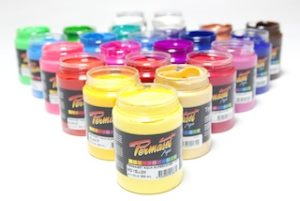 Permaet water based inks