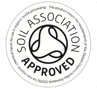 Soil Association Approval logo