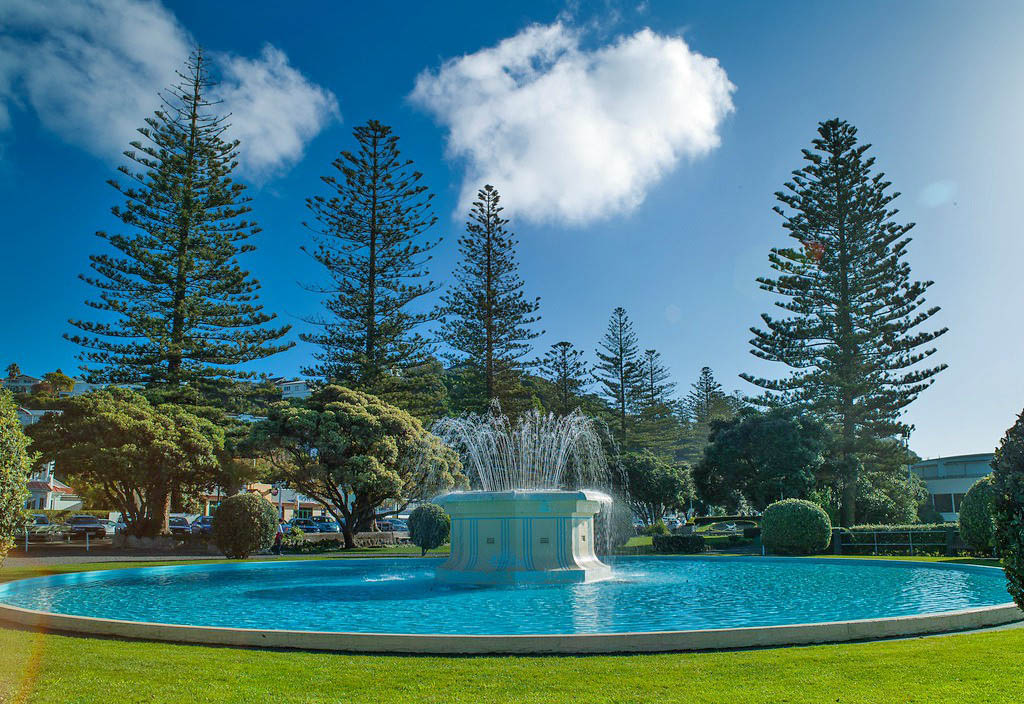 Water Features, Fountains and Water Parks