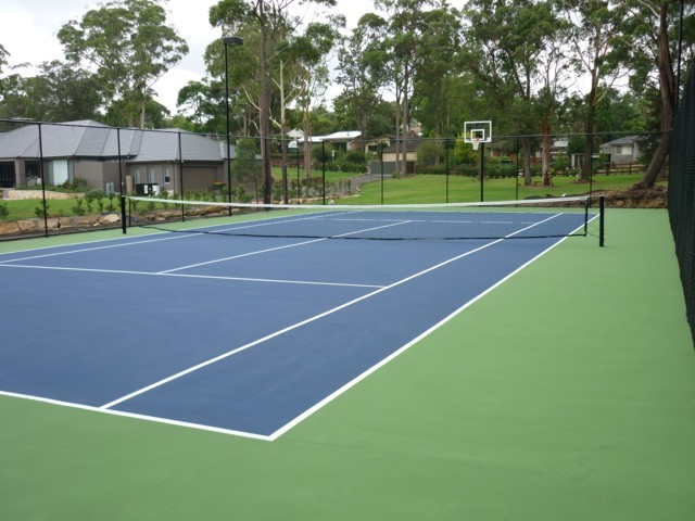 membrane for Sports Courts