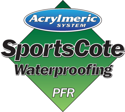 SPORTCOTE PFR Flexible, water-resistant coating for trafficable areas