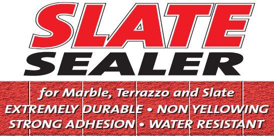Slate Sealer