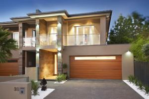 Elastomeric exterior coatings for homes