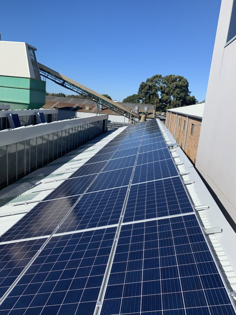 Colormaker Industries Installs Solar Power